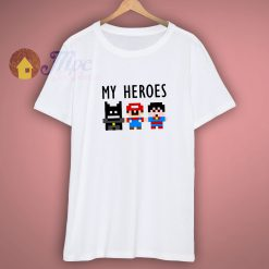 All Superhero Character Shirt