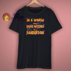 Basic Witch Sanderson Sisters T Shirt