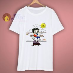 Betty Boop Vintage American Graphic Shirt