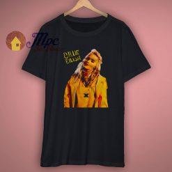 Billie Eilish Black T Shirt