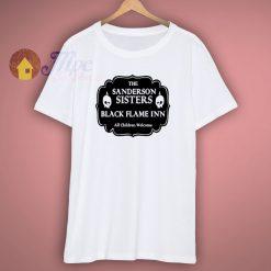 Black Flame Inn Scary Shirt