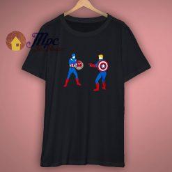 Captain America Endgame Shirt