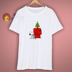 Christmas Snoopy Lights Shirt
