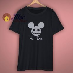 Cool The Skeleton Disney Her Boo Shirt