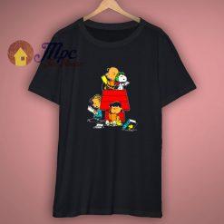 Cute Peanuts Snoopy Shirt