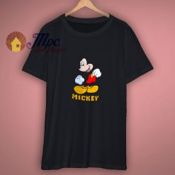 Disney Mickey Mouse Funny Shirt