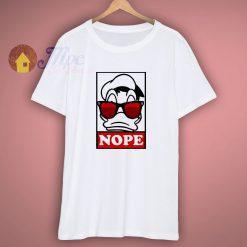 Donald Nope Toddler Shirt