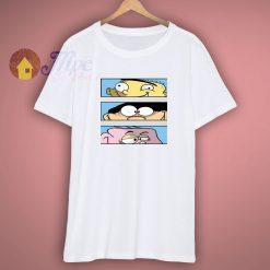 Ed Edd n Eddy Cartoon Shirt