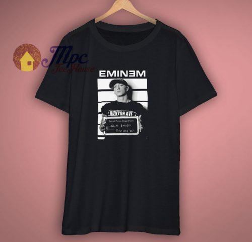 Eminem Slim Shady Rap Cool Funny Shirt