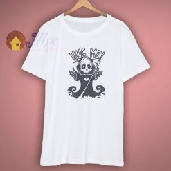 For Sale Halloween Skeleton Hug Me Shirt