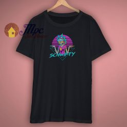 For Sale Rad Schwifty Rick And Morty Shirt