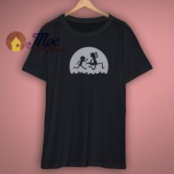 For Sale Rick and Morty Moon Shirt