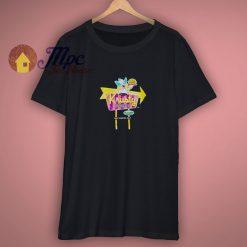 For Sale The Simpsons Krusty Burger Black Shirt