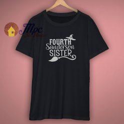 Fourth Sanderson Sister Hocus Pocus T Shirt