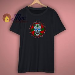 Get Order Christmas Sugar Skull Shirt