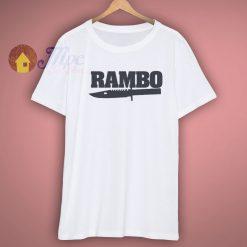 Get Order Rambo knife Shirt