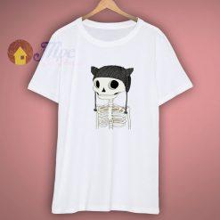 Get Order Skeleton Kitty Shirt