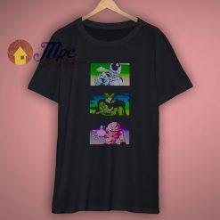 Get Order The Dragon Ball Z Villians Shirt