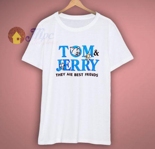Get Order Vintage Tom Jerry Reversible Striped Shirt