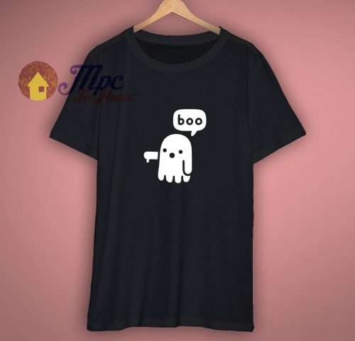 Ghost Of Disapproval Halloween Shirt