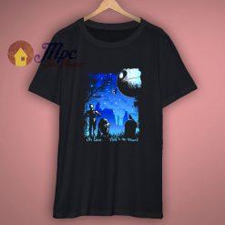 Halloween Star Wars Fan Shirt Cheap