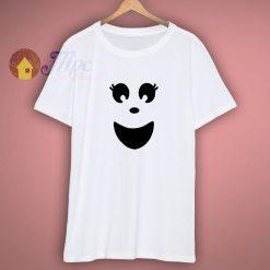 Halloween Womens Ghost shirt