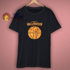 Happy Halloween In Star Wars Funny Shirt