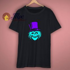 Hatbox Ghost Haunted Mansion Shirt