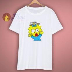 Maggie The Simpson Shirt