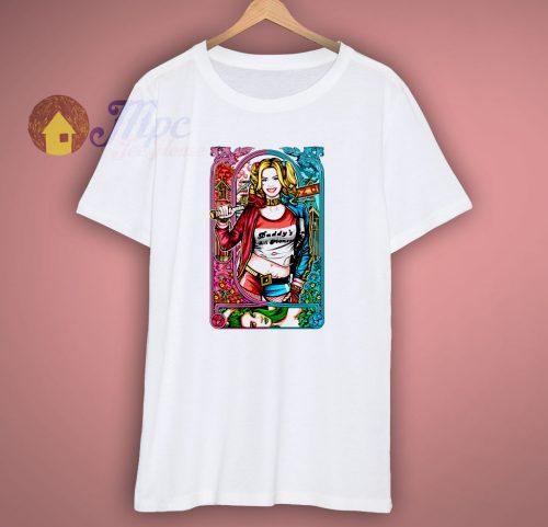 Margot Robbie As Harley Quinn T Shirt