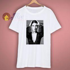 Noswet Man Bella Hadid Mature Gift Print Shirt