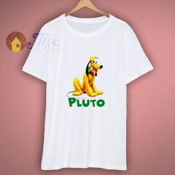 Pluto Dog Disney Shirt