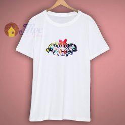 Powerpuff Bubbles Buttercup Kawaii Shirt