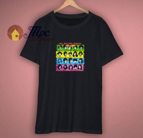 Rolling Stones Some Girls Album Shirt