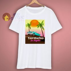 San Marino Los Angeles T Shirt