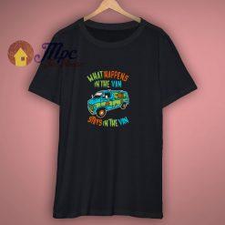 Scooby Doo Mystery Machine Shirt