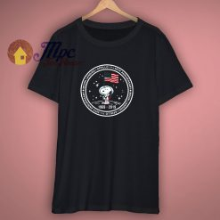 Snoopy In Space Apollo T Shirt