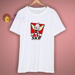 New Springfield Krusty Burger Shirt