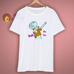 Squidward Tentacles Christmas Gift Shirt