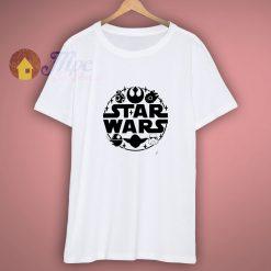 Star Wars Circle Disney Family Shirt