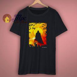 Star Wars Darth Vader Silhouette Shirt