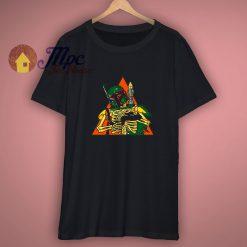 Star Wars Halloween Boba Fett Skeleton Shirt