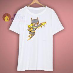 Superhero Batwoman T Shirt