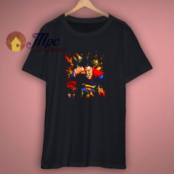 Superman Angry Shirt