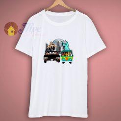 Supernatural And Scooby Doo Gangs Natural Shirt