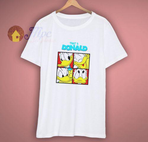 That's Donald Duck Shirt