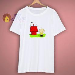 The Family Guy Peanuts Shirt