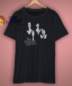 The Golden Ghouls Top Shirt