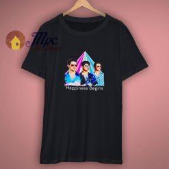 The Happiness Begins Jobros Tour Shirt