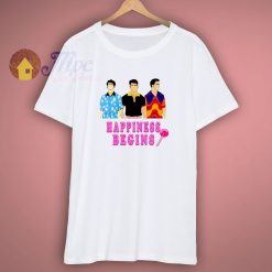 The Jonas Brothers Friends Themed Shirt